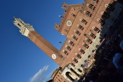 Siena during Palio